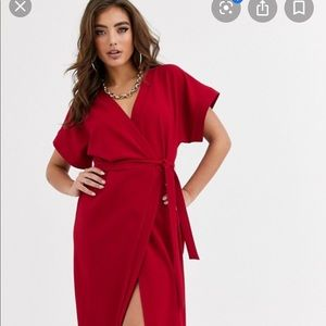 ASOS dress, new with tags. Size 8